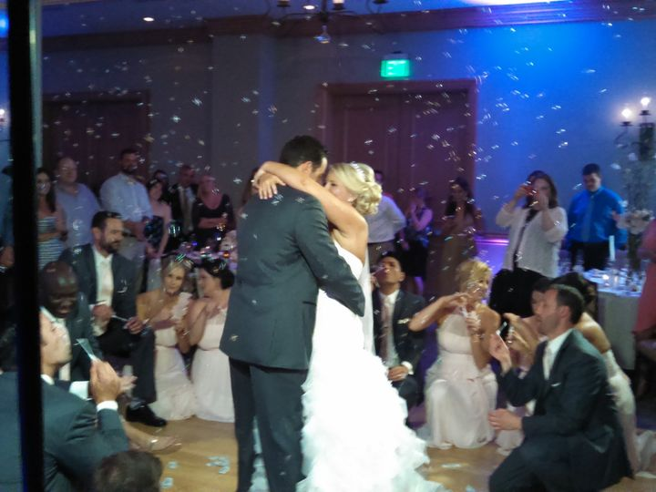 Tmx 1451483848548 First Dance   Bubbles 2 Pinellas Park, FL wedding dj