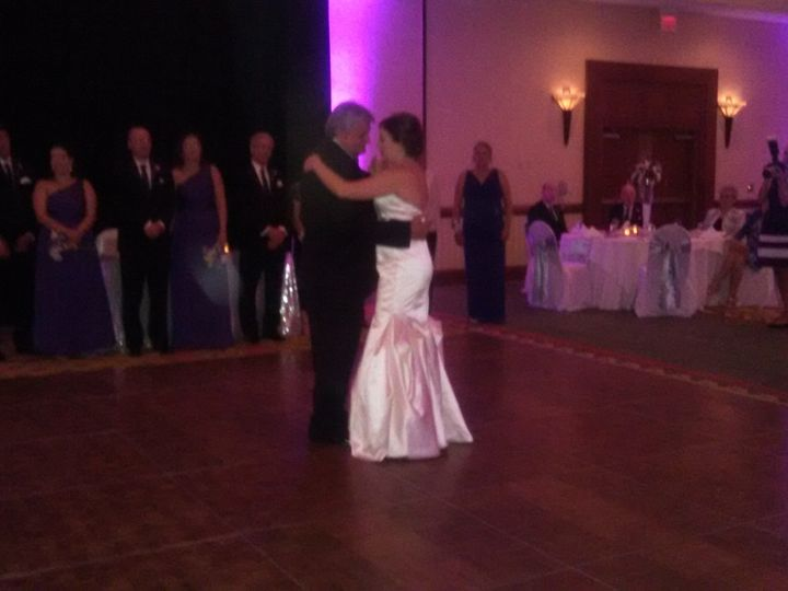 Tmx 1451492340238 Bride   Father Pinellas Park, FL wedding dj
