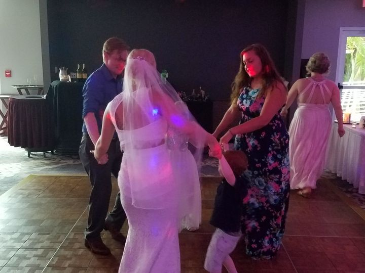 Tmx 1496656513760 Dancing Fun Pinellas Park, FL wedding dj
