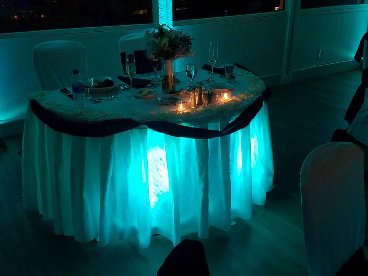 Tmx Bride Groom Sweetheart Table 51 102017 157793006555242 Pinellas Park, FL wedding dj