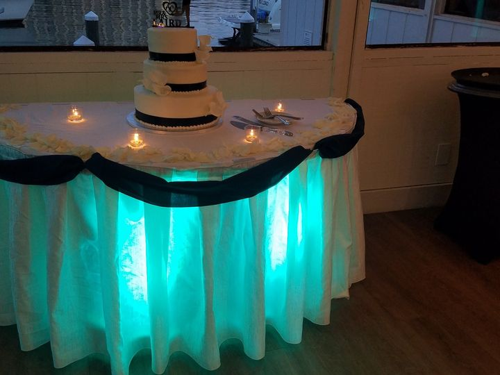 Tmx Cake Table 2 51 102017 157792997622809 Pinellas Park, FL wedding dj