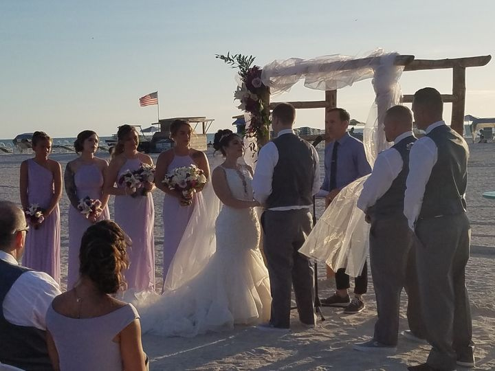 Tmx Ceremony 2 51 102017 157792950054590 Pinellas Park, FL wedding dj