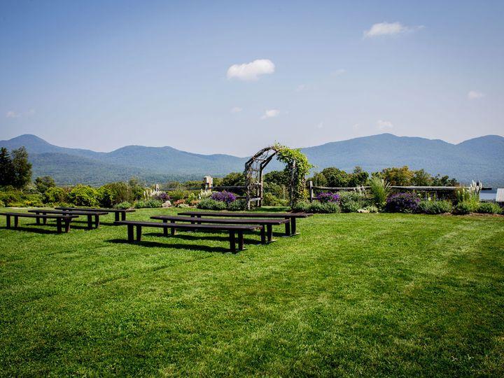Tmx 1390076562564 Ceremonysitebigle Chittenden, Vermont wedding venue