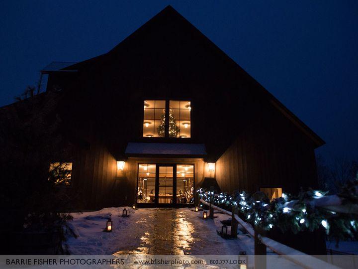 Tmx 1390078122353 Thebarnbarriefishe Chittenden, Vermont wedding venue