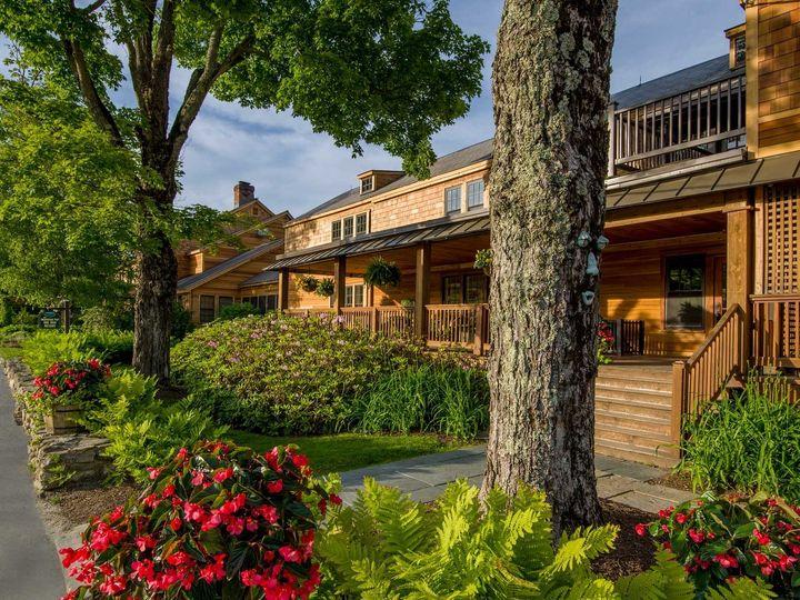 Tmx 1424791428424 Front Of Inn Summer 14 Chittenden, Vermont wedding venue