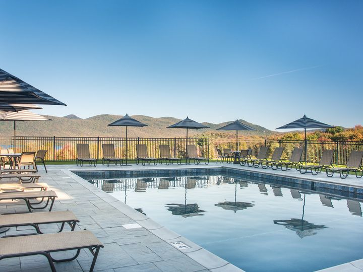 Tmx 1424791647492 Mountain Top Inn  Resort Pool Chittenden, Vermont wedding venue