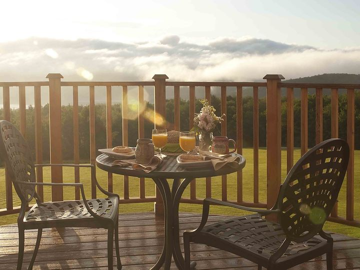 Tmx 1460817879650 Mtr Anglers Balcony Low Chittenden, Vermont wedding venue