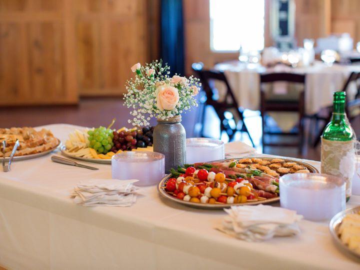 Tmx 1477416539989 Swakowappetizertable Iowa City, IA wedding catering