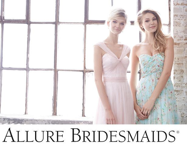 Allure Bridesmaids Collection