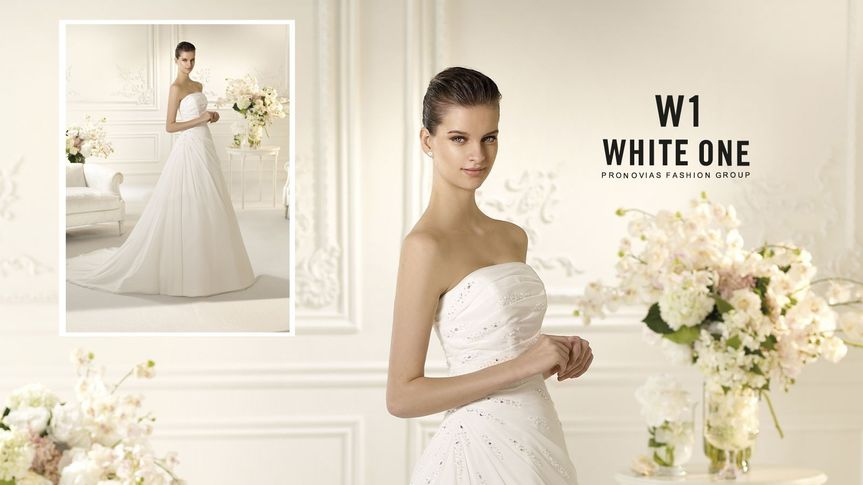 Pronovias White-One collection
