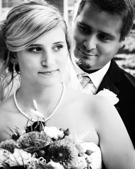 Husband and wife - Cooper's Photography