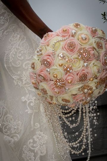 The bridal bouquet - Cooper's Photography