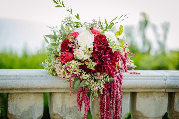 Bridal bouquet | Scott Misuraca Photography