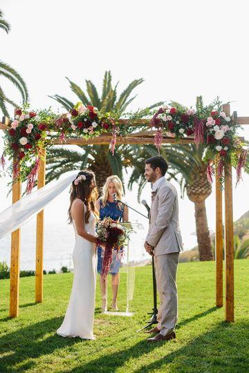 Wedding ceremony | Scott Misuraca Photography