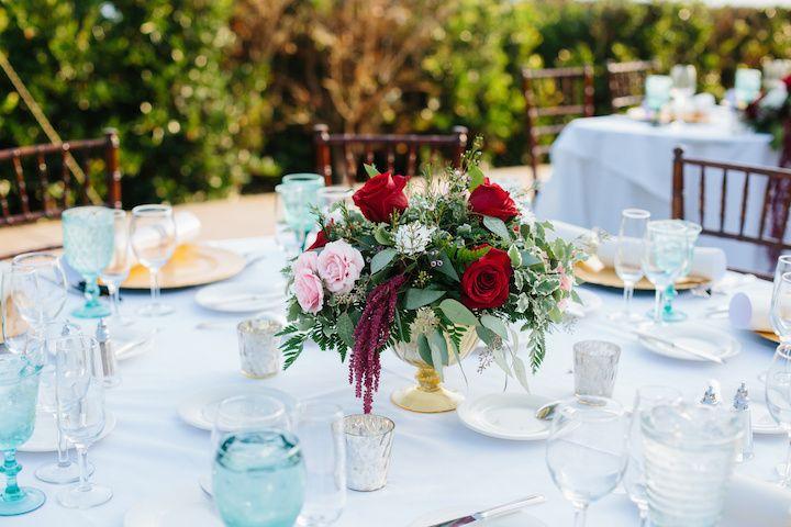 Table setup | Scott Misuraca Photography