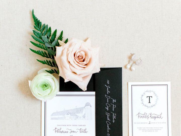 Tmx Invitation 51 1005017 160978738743153 Raleigh, NC wedding invitation