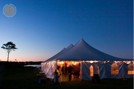 Venue tent