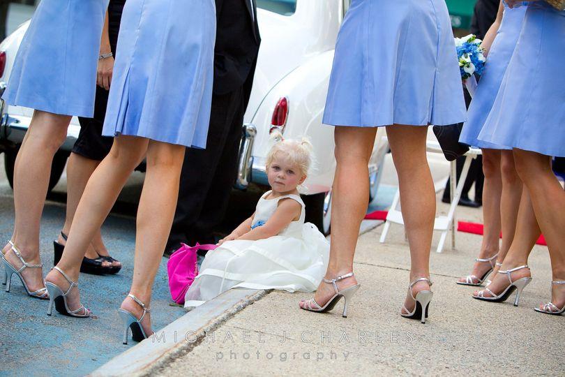 Bridesmaid to be