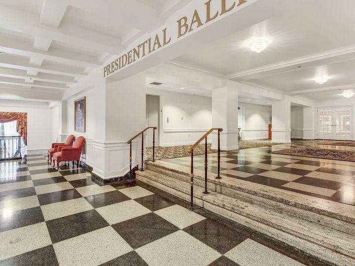 Tmx Presidential Ballroom Entrance 51 1046017 Reading, PA wedding venue