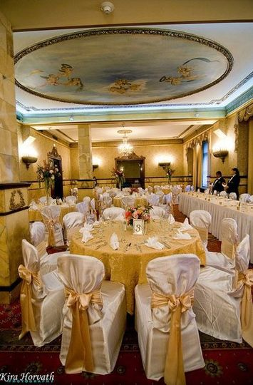 Reception in the Onyx Room