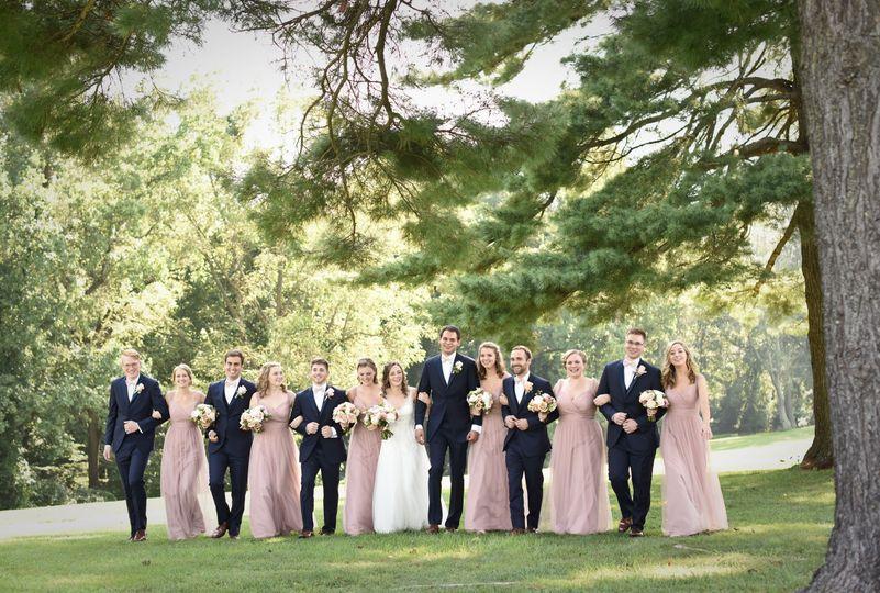 Deerfield Wedding