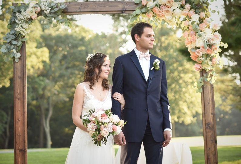 Deerfield Wedding Ceremony