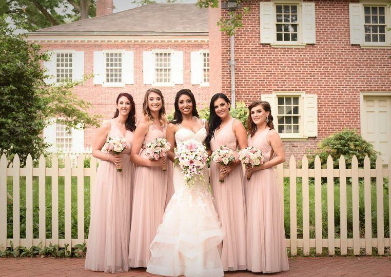 Philadelphia wedding, Carpenter Hall formals
