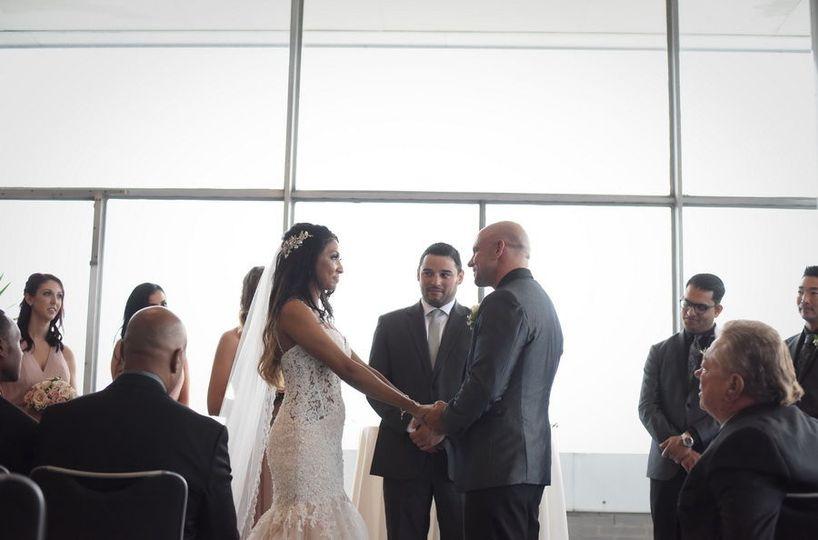 Loews Philadelphia Hotel wedding