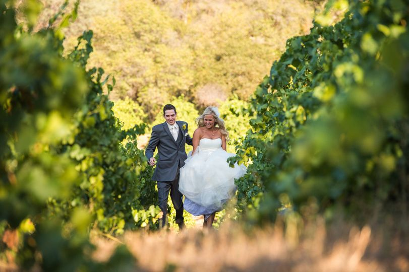 David Girard Vineyards by Wedgewood Weddings