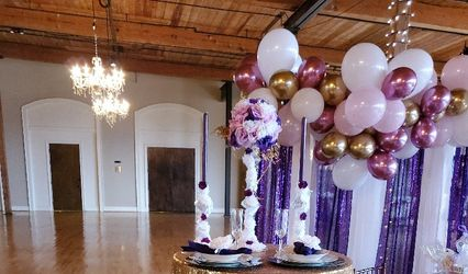 Balloons & Sweets Event Planning 2