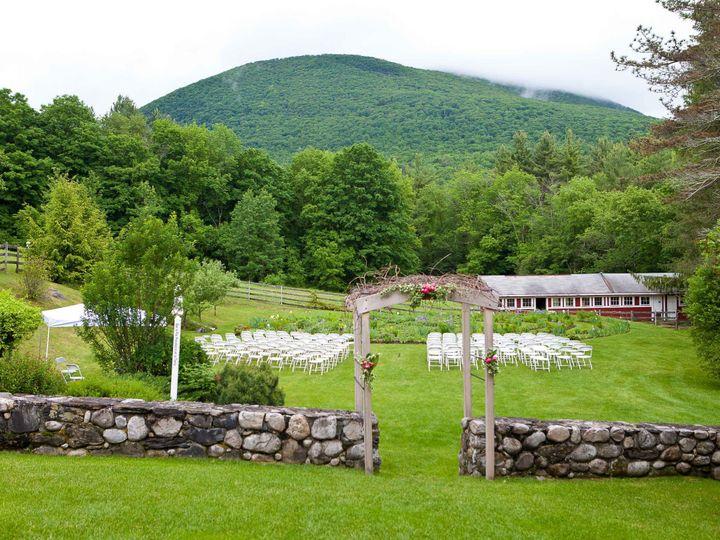 Tmx 1473068309867 Ceremony Site 1845 Arlington, VT wedding venue
