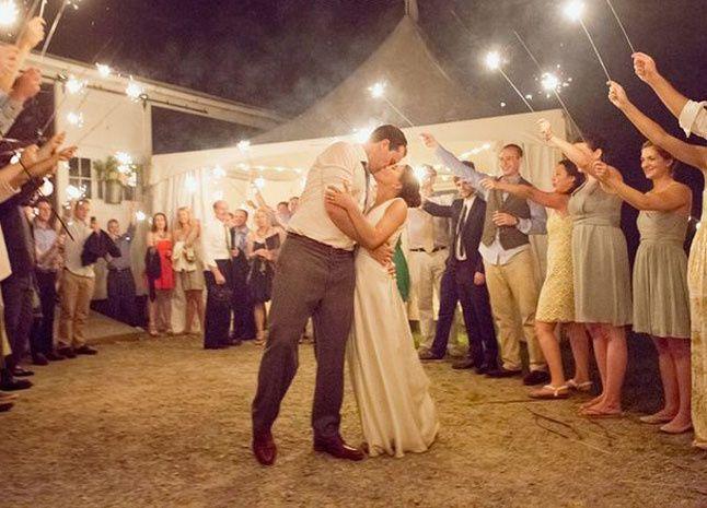 Tmx 1473068372210 Couplesparklers Arlington wedding venue