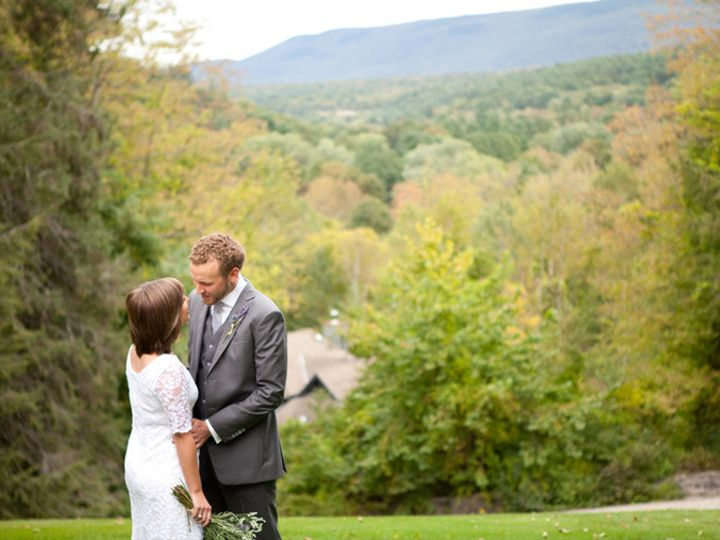 Tmx 1473068395119 Fall Couple Arlington, VT wedding venue