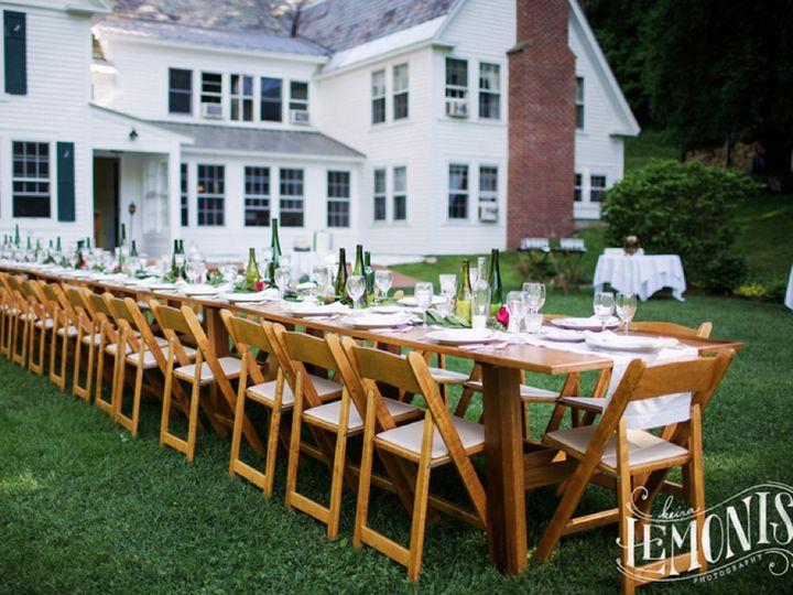 Tmx 1473068452270 Farm Table2 Arlington, VT wedding venue