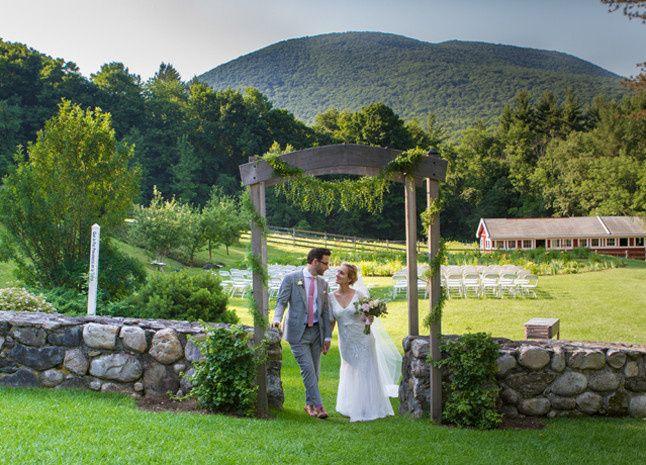Tmx 1473068609597 Mountainarch Arlington, VT wedding venue
