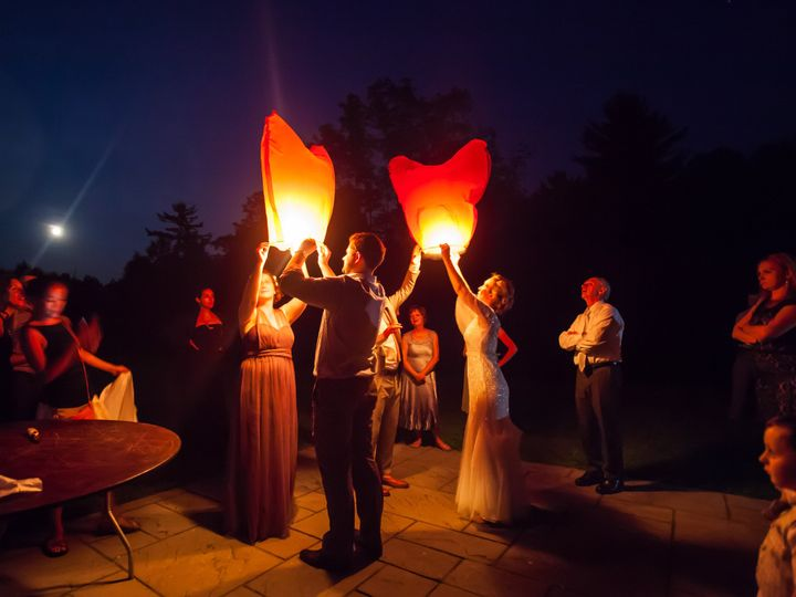Tmx 1473068904360 Weddinglanterns Arlington, VT wedding venue