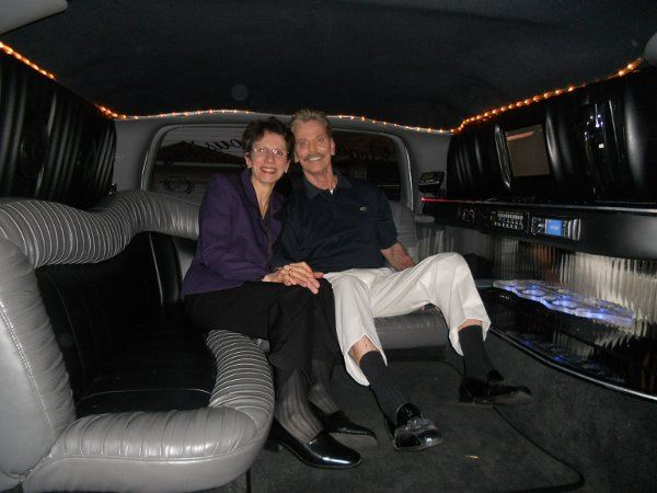 Take Your Sweet Heart Out in A Limo On Valentine's Day.