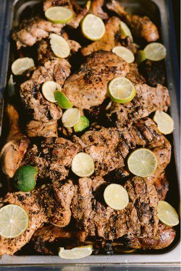 Traeger Grilled Chicken