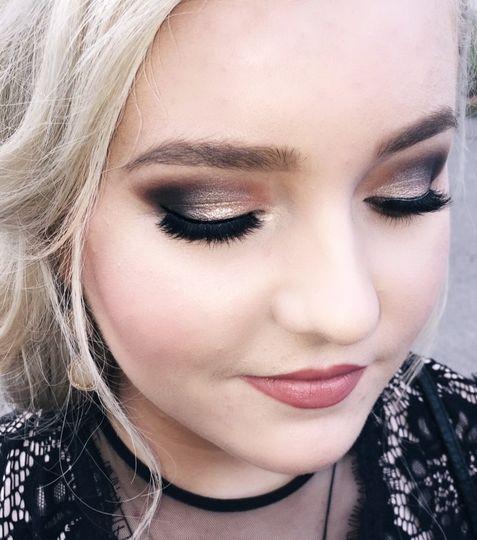 Makeup Sample