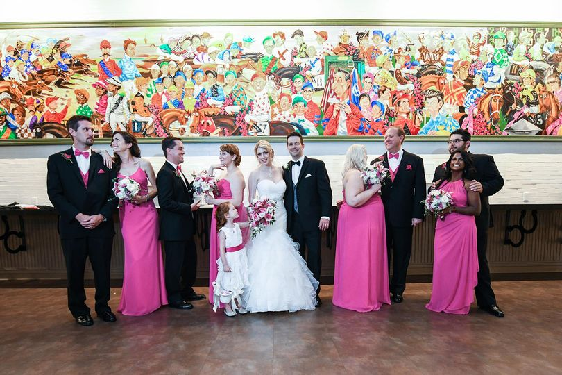 Olivia Wedding Party