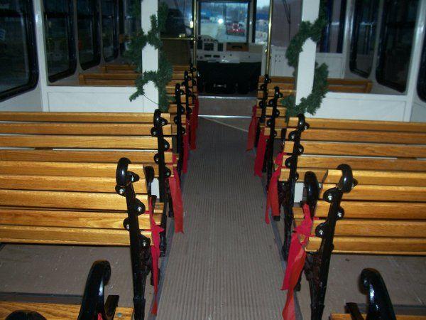 Tmx 1336493769815 Trolleyintftface Kalamazoo, Michigan wedding transportation