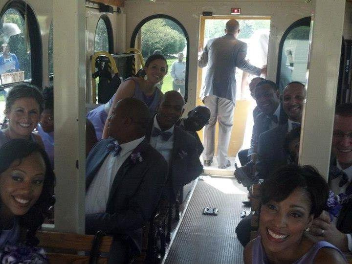 Tmx 1354568202494 Trolleypic Kalamazoo, Michigan wedding transportation