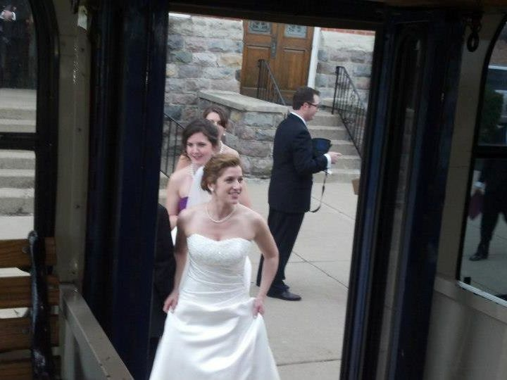 Tmx 1354568217212 Trolley1 Kalamazoo, Michigan wedding transportation