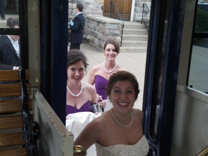 Tmx 1354568230498 Trolley2 Kalamazoo, Michigan wedding transportation