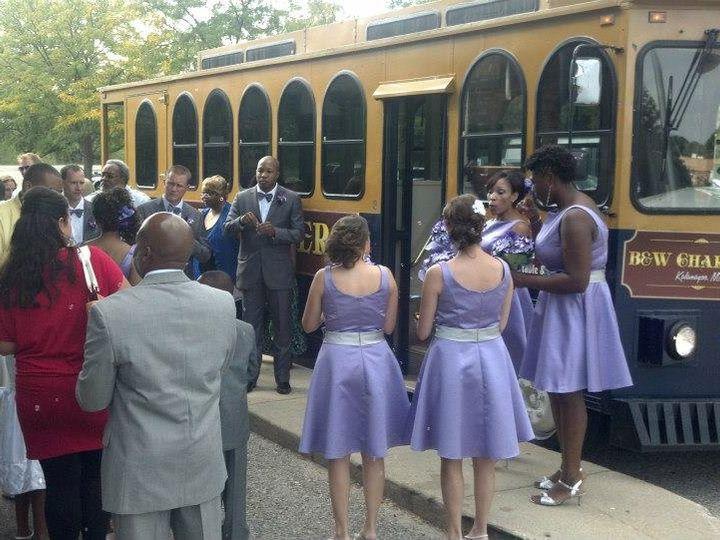 Tmx 1354569115960 Wedding1 Kalamazoo, Michigan wedding transportation