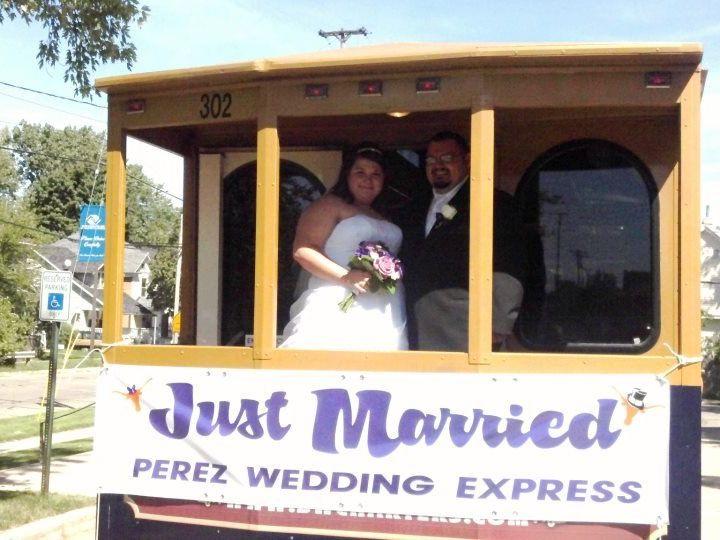 Tmx 1354569336411 Wedding6 Kalamazoo, Michigan wedding transportation