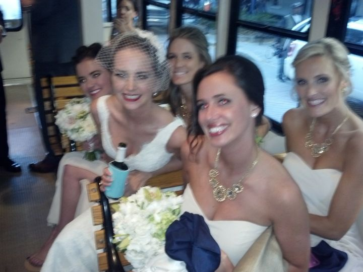 Tmx 1414696731260 Oct 11 Wedding 3 Kalamazoo, Michigan wedding transportation