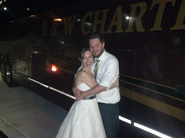 Tmx 1414696902008 Rachel And Geoff Aug.102014 Kalamazoo, Michigan wedding transportation