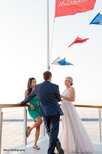 46e66372b5711c5a 1519931844 086e44755c2f952d 1519931809100 15 Yacht Wedding Ann