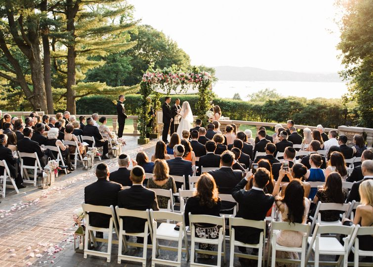 Hudson River Wedding, USA